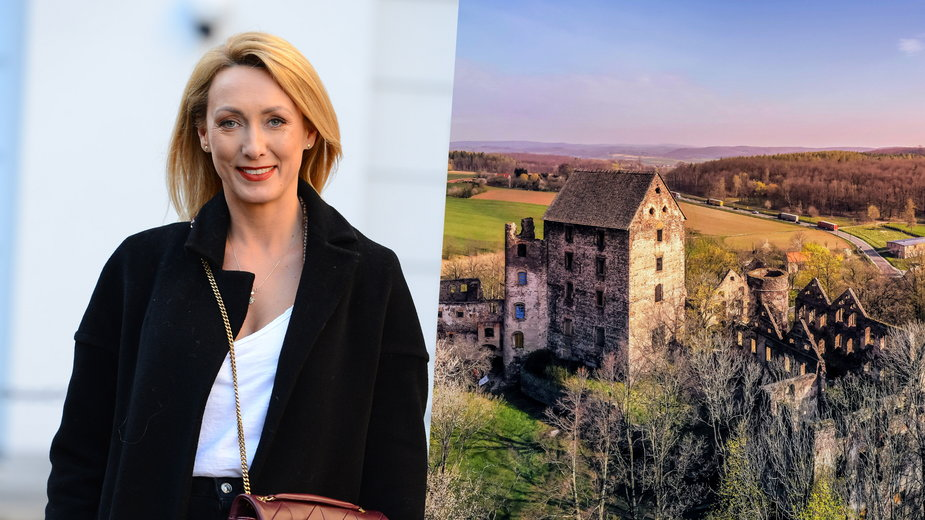 Anna Kalczyńska zachwyca się Polską Doliną Loary