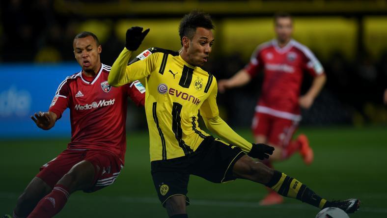 Borussia - Ingolstadt
