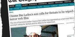 Syn bin Ladena uciekł komandosom