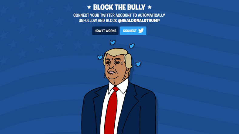 "A screenshot from ""Block the Bully."""