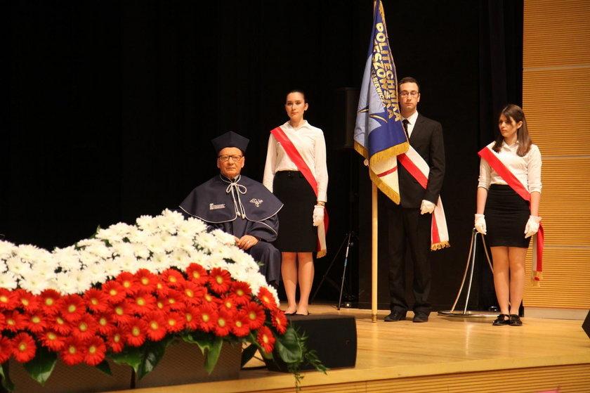 Prezyden Rzeszowa odebrał tytuł doktora honoris causa