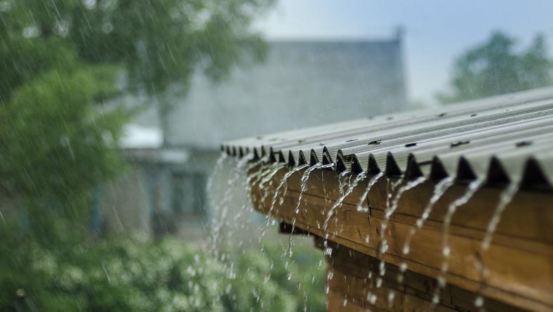 Dziś na wschodzie i południu Polski silny deszcz