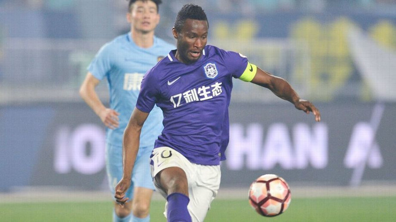 Mikel Obi will no longer continue at Tianjin Teda