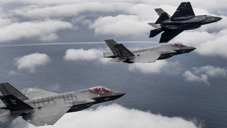 US Navy F-35Cs