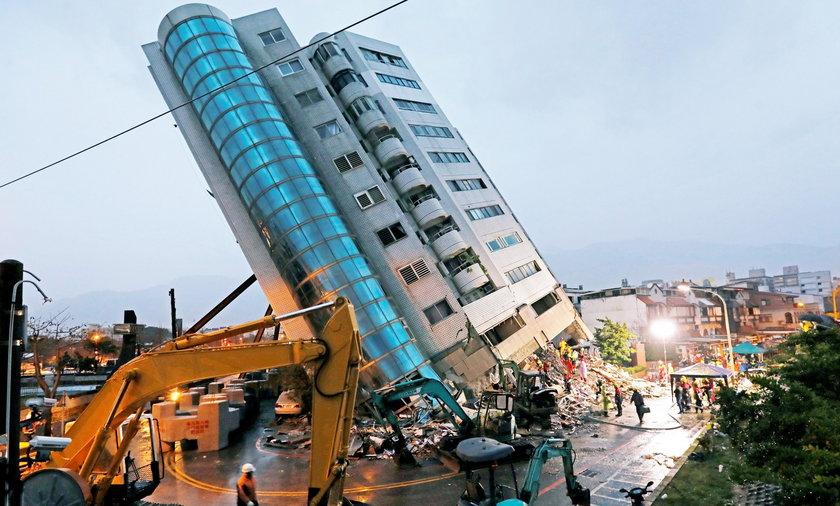 Większość ofiar znajdowała się na niższych piętrach hotelu