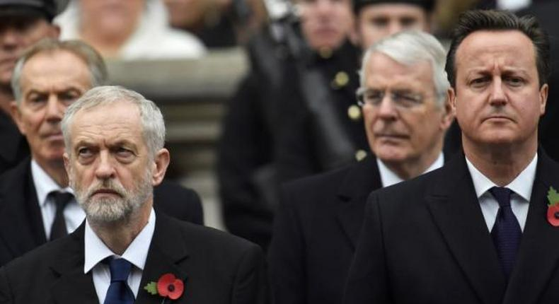Senior Labour members may quit over Syria action - BBC