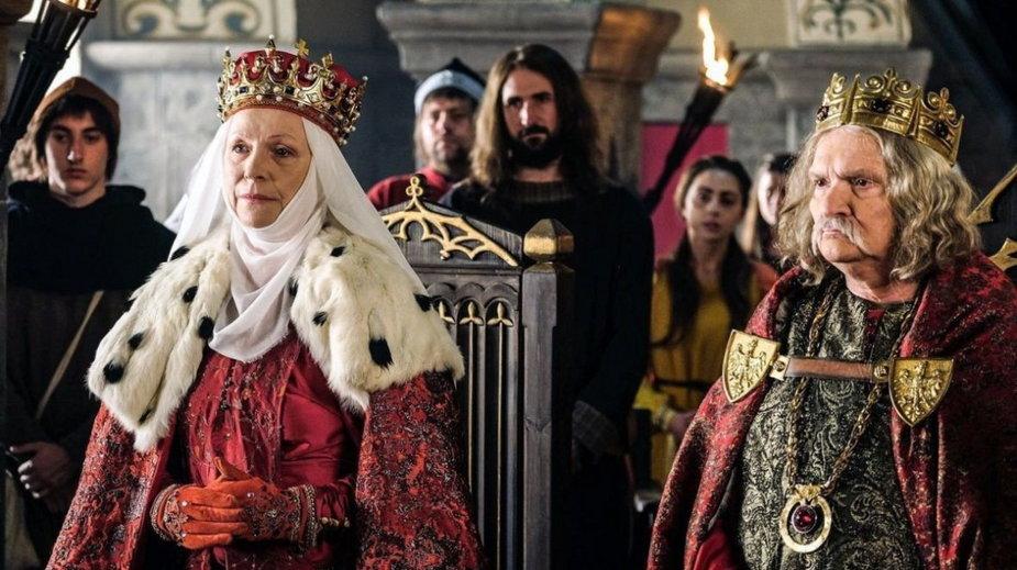 """""""Korona królów"""": kadr z serialu"""