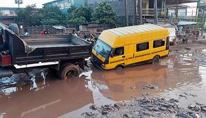 Gov Dapo Abiodun says he needs N13bn to fix failed portions of Sango-Ota road (Guardian)