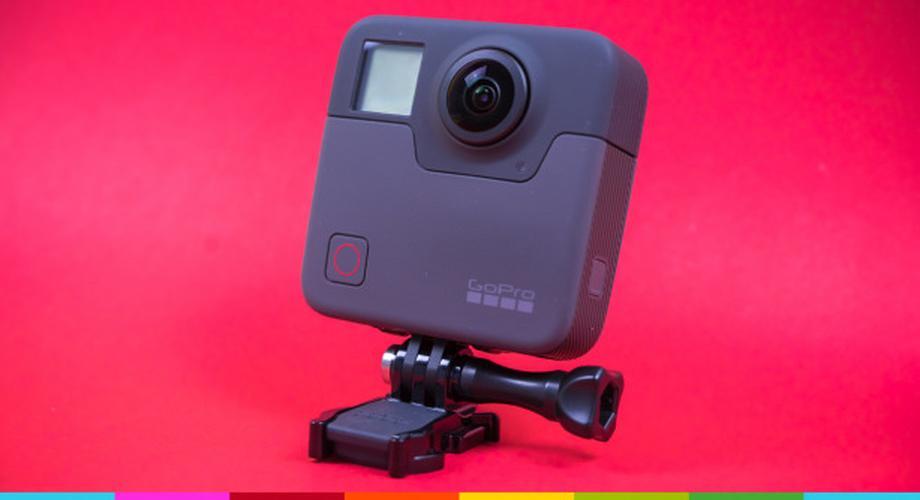 GoPro Fusion im Test – top Bildqualität, top Akku, top Apps