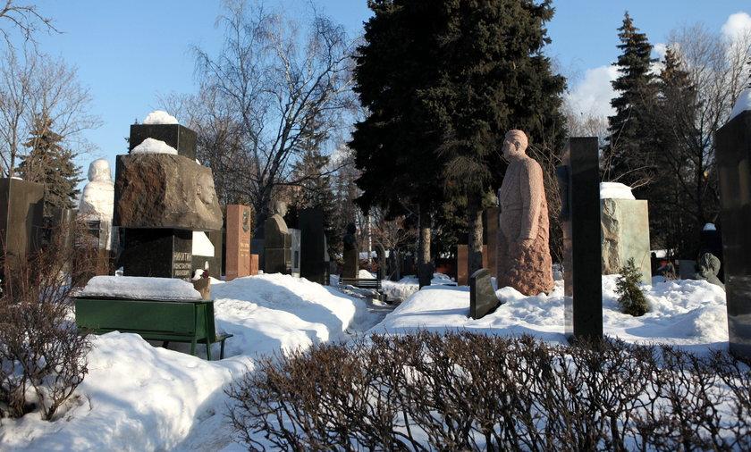 W Moskwie będzie Wi-Fi na cmentarzach