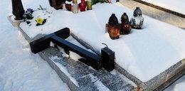 Sataniści zdewastowali cmentarz?