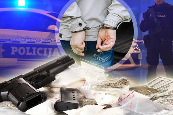 HRVATSKA GRUPA SARAĐIVALA S CRNOGORSKIM KLANOVIMA Među članovima krimi-grupe DVA POLICAJCA I ADVOKATICA, prodajom lažnih pasoša zaradili 240.000 EVRA za godinu dana