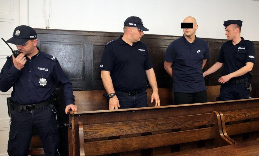 Sąd w Łodzi wydał wyrok dla zabójcy Kai