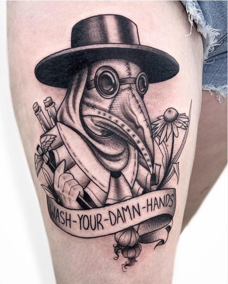 Kovid tetovaže