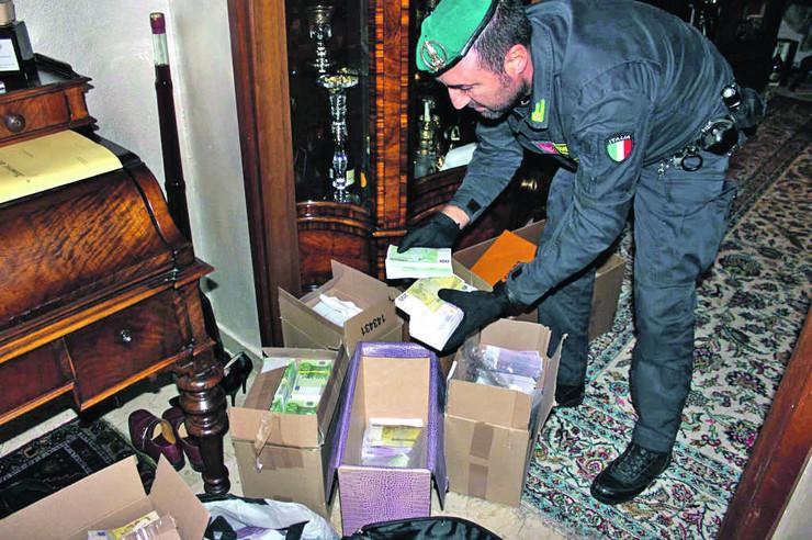 Srbi ojadili italijanske biznismene za 2,4 miliona evra