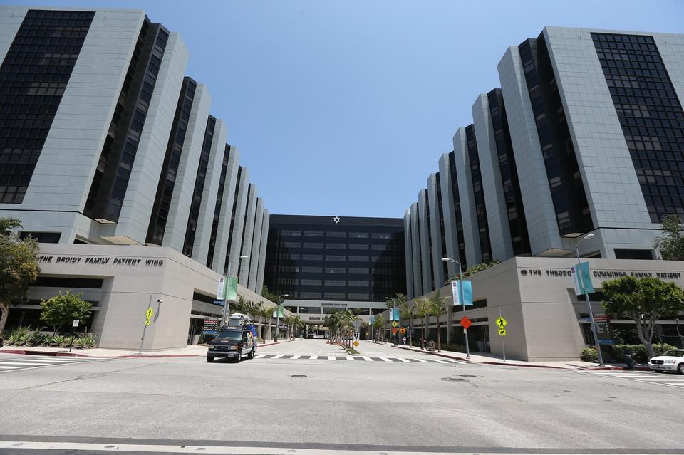 Cedars-Sinai Medical Center w Los Angeles
