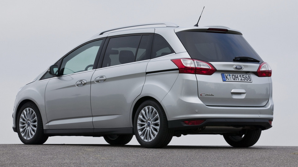 Ford C-Max II (2010-15)