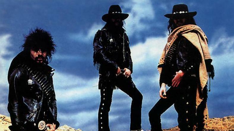 """Motorhead na okładce płyty """"Ace of Spades"""" z Eddiem Clarkiem w składzie"""