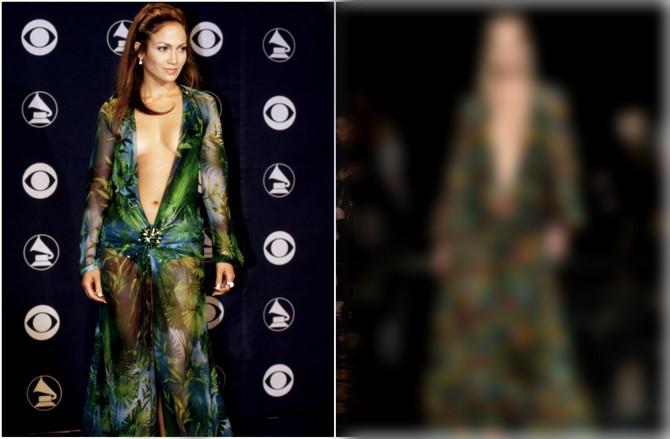 Čuvena Versače haljina dobila je novu verziju u 2019. godini