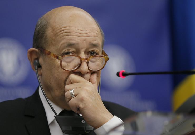 Žan Iv Le Drijan, EPA - ROBERT GHEMENT