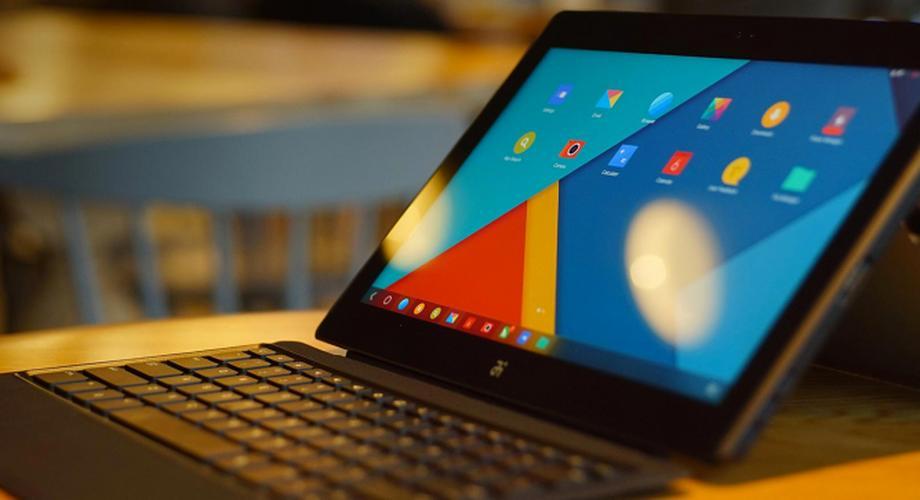 Jide Remix: Microsoft-Surface-Kopie mit Android