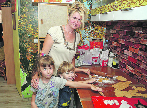 Dragana i mališani su glavni dizajneri kolača