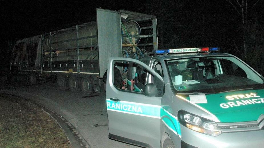 Przejście graniczne w Chyżnem