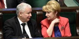 Jarosław Kaczyński zdruzgotany śmiercią posłanki: to bardzo ciężki cios