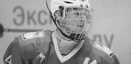 16-latek był nadzieją hokeja. Dostał krążkiem i zmarł