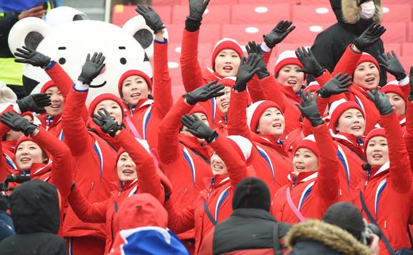 Severnokorejke