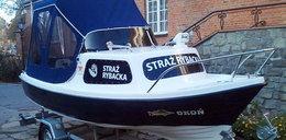 Straż Rybacka dostała nową łódź