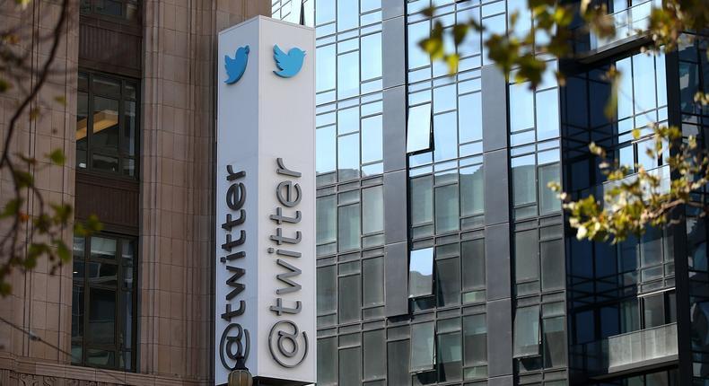 Twitter Inc Office in New York