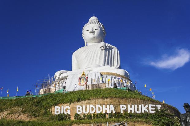 Phuket - Pomnik Wielkiego Buddy
