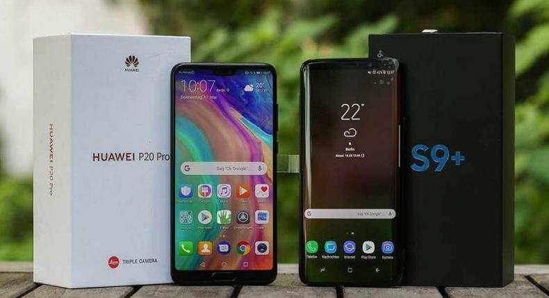 Huawei and Samsung phones contributed to 60 per cent $15 million Jumia Ghana made from selling smartphones in 2018