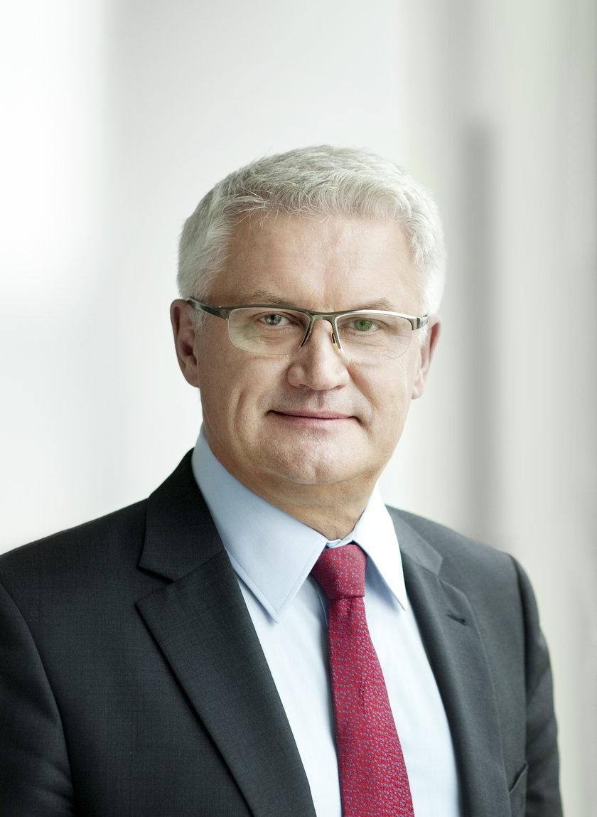 Paweł Jaguś, prezes firmy Qumak