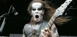 Przerażający Nergal. Foto