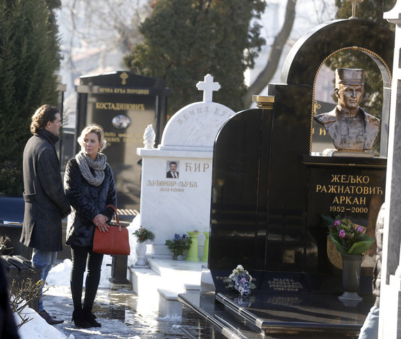 Sofija, ćerka Željka Ražnatovića Arkana