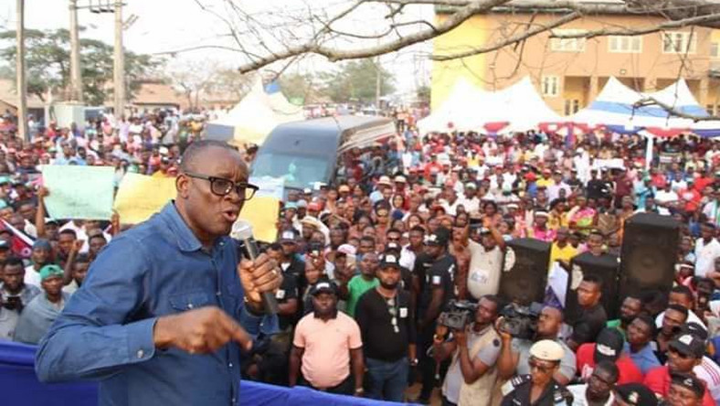 Cross River ready for change, says APC candidate Owan-Enoh - Pulse