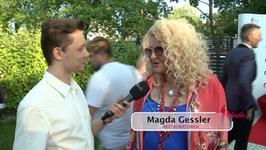 Magda Gessler dostała od męża niezwykły prezent. Co jej podarował?