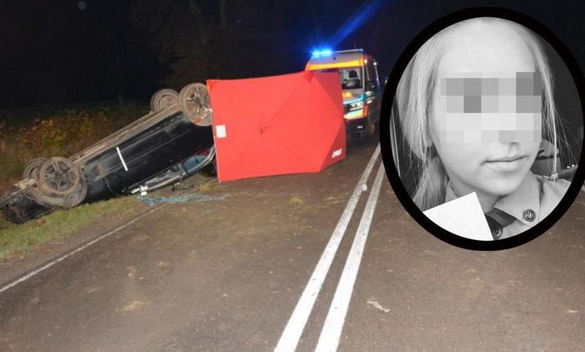 16-letnia Paulina zginęła w wypadku w Makowisku