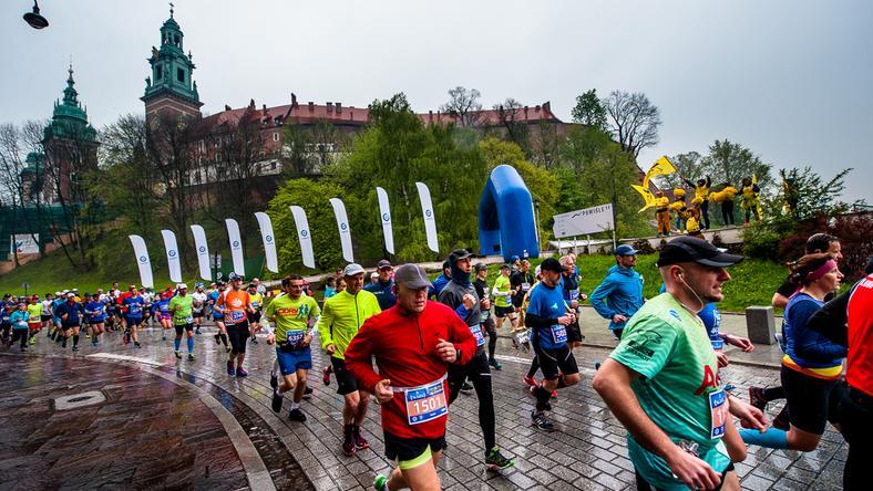 Zapisy do 17. PZU Cracovia Maraton rozpoczęte