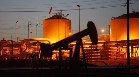 Spadek zapasów ropy naftowej sprzyja wzrostowi cen