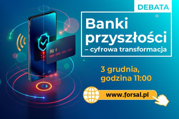 Banki przyszłości - debata DGP