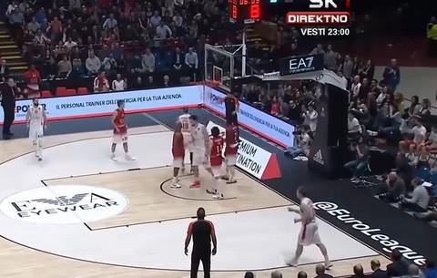 Košarkaški reprezentativac Srbije doživeo tešku saobraćajku!