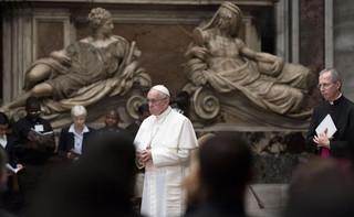 Papież: Grzechem jest zgoda na to, by lęk przed migrantami podsycał nienawiść
