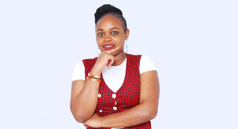 Narok County Youth Officer Vera Chepkorir