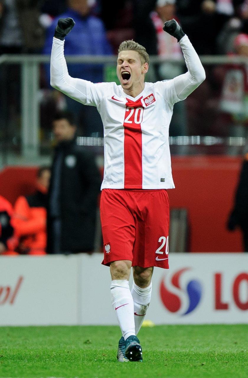 Obrońca wystąpi w meczu eliminacyjnym do Euro 2020. Polska reprezentacja zagra ze Słowenią w Warszawie.