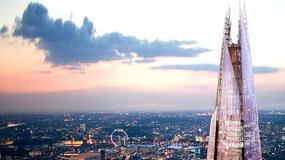 Za dwa lata w centrum Londynu wyrośnie wieża Saurona