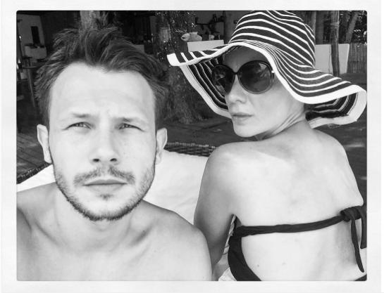 Magdalena Boczarska i Mateusz Banasiuk - Instagram