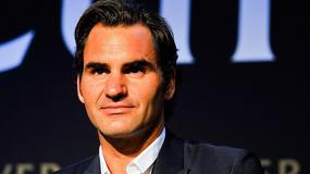 Federer najlepiej ubranym mężczyzną świata wg magazynu GQ